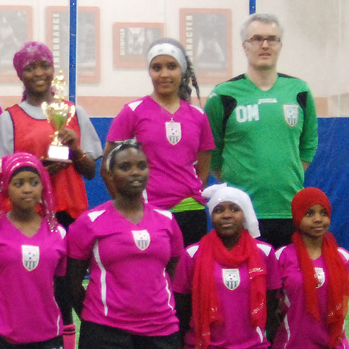 Juba Soccer team